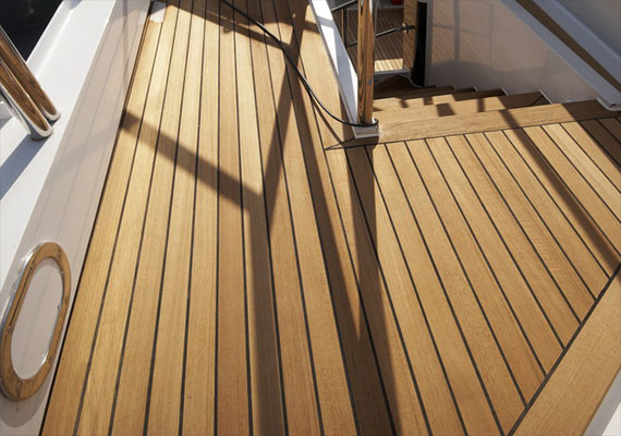 Joinery & Teak Deck