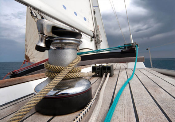 Deck Outfitting & Rigging Services